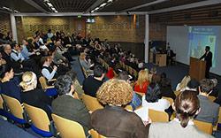 Vizita ambasadorului Romaniei la Londra la Oxford Brookes University