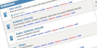 Forumul ROMANi ONLiNE